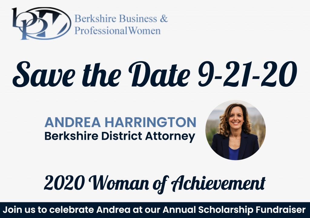 Save the Date! 2020 Woman of Achievement