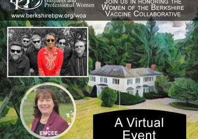Berkshire Business and Professional Women's 2021 Woman of Achievement Gala raises $29,000 for local scholarships